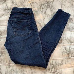 American Eagle High Rise Jeggings Skinny Jeans